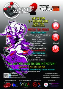 Clementi Game Fest